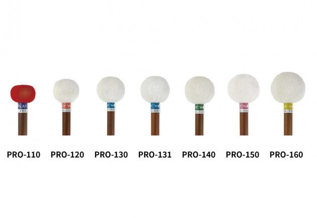 PLAYWOOD PRO-100 交響系列定音鼓棒 1