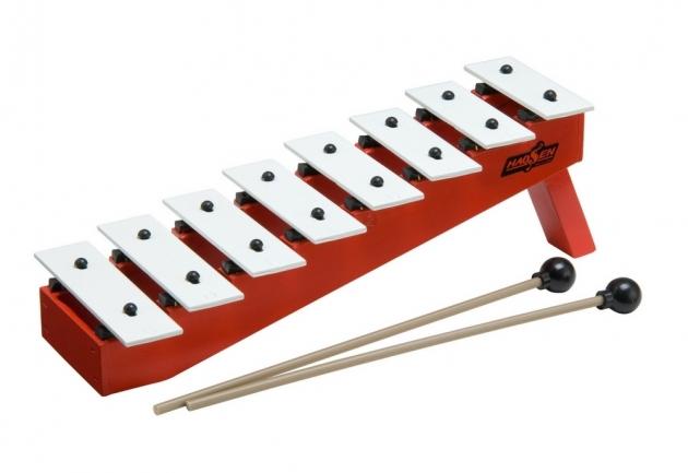 8-Note Step Ladder Glockenspiel 1