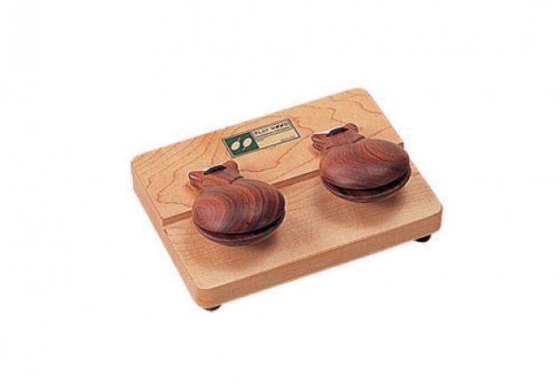 PLAYWOOD 雙式響板 Table Castanets 2