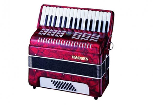 HAOSEN 獨奏型手風琴 3