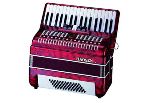 HAOSEN 獨奏型手風琴 4