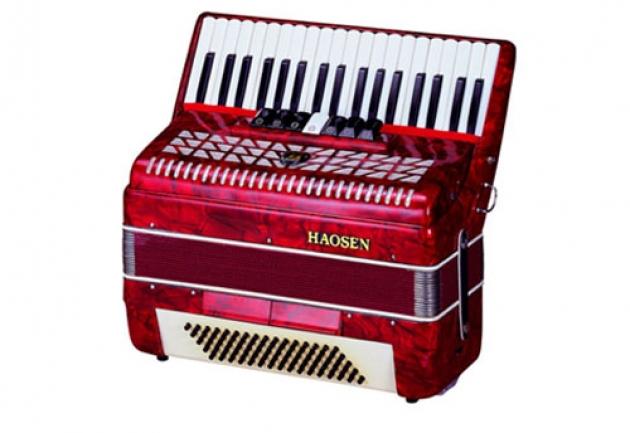 HAOSEN 獨奏型手風琴 1