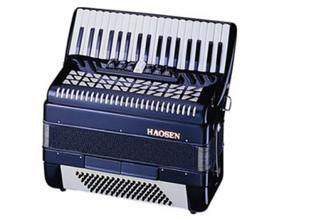 HAOSEN 獨奏型手風琴 2