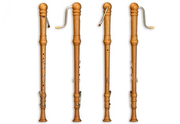 BASS 低音木笛系列 <br>MOLLENHAUER 2