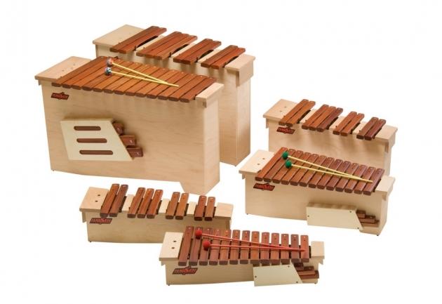 Chromatic Xylophone Set 1