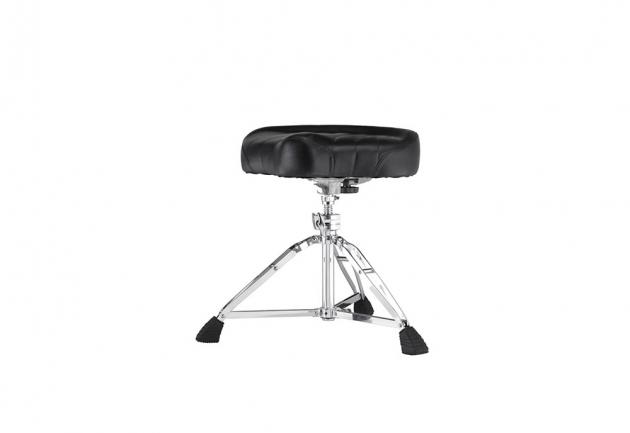 Pearl 摩托車式坐墊爵士鼓椅 2