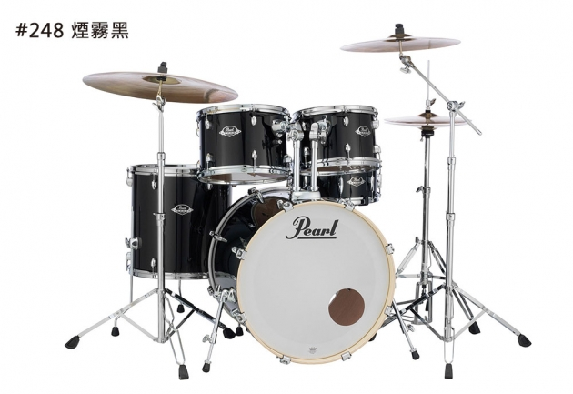 Pearl EXPORT LACQUER系列爵士鼓 (EXL) 4