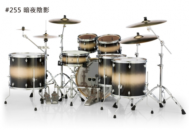 Pearl EXPORT LACQUER系列爵士鼓 (EXL) 6