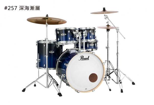 Pearl EXPORT LACQUER系列爵士鼓 (EXL) 7