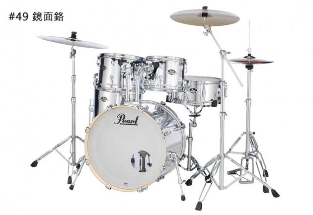 Pearl EXPORT 系列爵士鼓 (EXX) 4