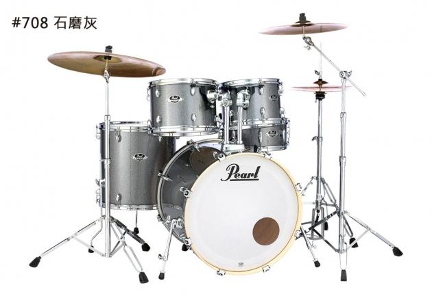 Pearl EXPORT 系列爵士鼓 (EXX) 5