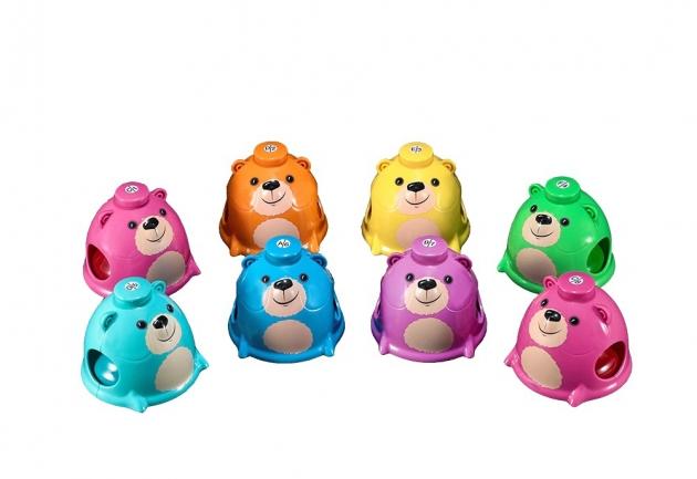 HAOSEN 熊熊按鐘 1