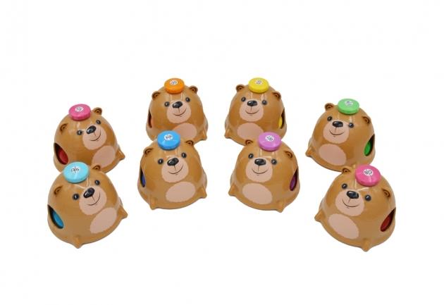 HAOSEN 熊熊按鐘 2