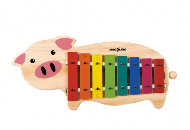 HAOSEN 小豬鐘琴 1