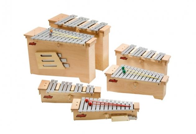 Chromatic Metallophone Set 1