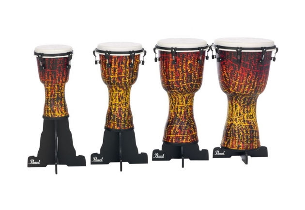 Pearl 金杯鼓架 Djembe Stand 2