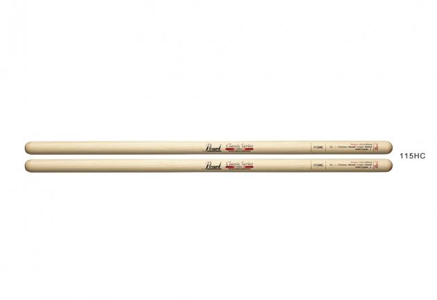 Pearl NO.115 小鼓棒 1