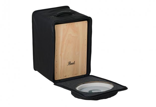 Pearl 木箱鼓袋+BASS 3
